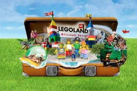 bilet do LEGOLAND promo 2017