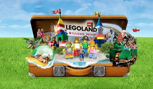 bilet do LEGOLAND promo 2017