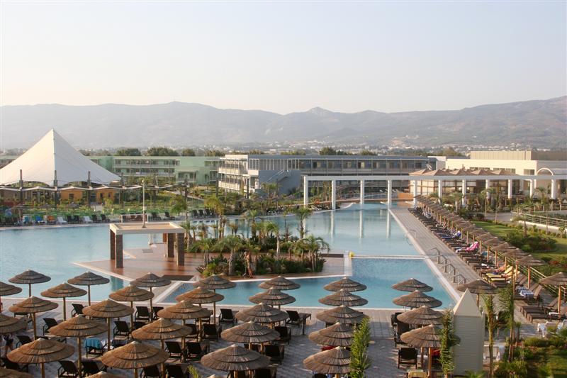 hotele dla rodzin z dziećmi Lambi Grecja