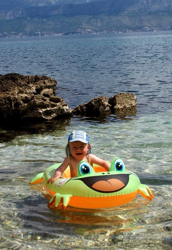 rodzinne wakacje z dziećmi Chorwacja opinie