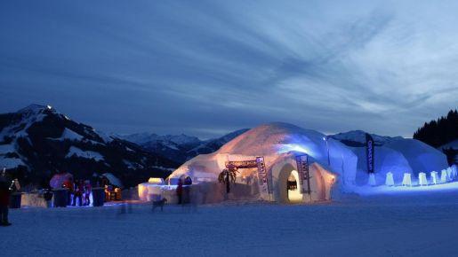 Alpeniglu Brixen im Thal opinie atrakcje Alpy Austria