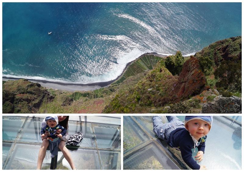 Madera rodzinne atrakcje opinie Cabo Girao