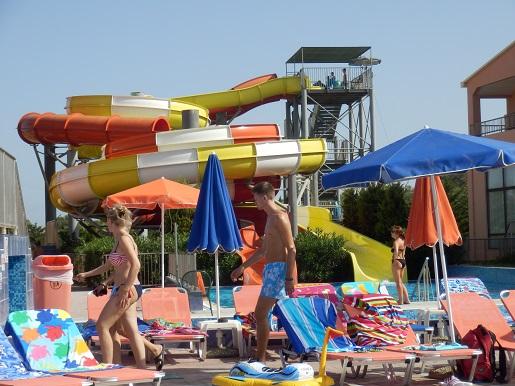 park wodny Caretta Beach