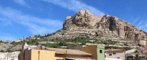 twierdza Alicante Hiszpania rodzinne atrakcje
