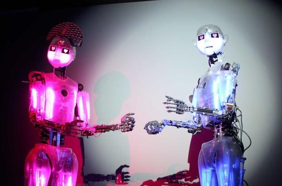atrakcje dla dzieci Warszawa teatr robotyczny