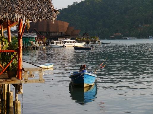 ceny Tajlandia wakacje na Koh Chang Wyspy Słonia z dzieckiem opinie