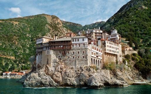 Athos Grecja monastyr rejs atrakcje