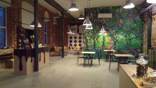 warsztaty dla dzieci manufaktura czekolady Łódź opinie