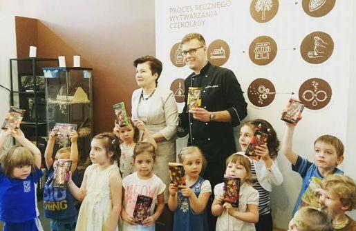 Maufaktura Czekolady Warszawa opinie