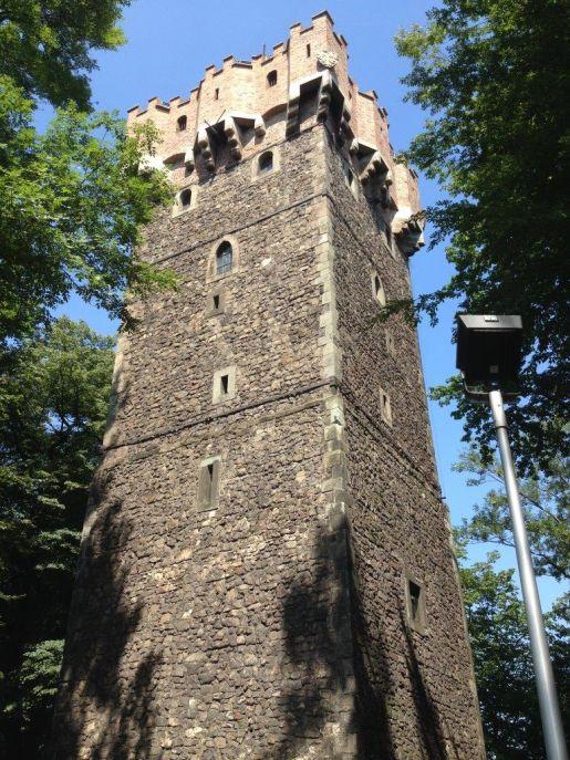 Wieża Piastowska Cieszyn rodzinne atrakcje
