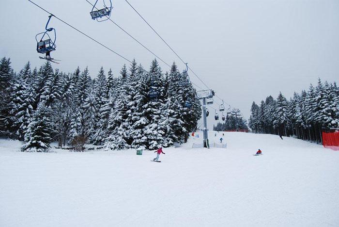 Ski Region Śnieżnik narty z dzieckiem