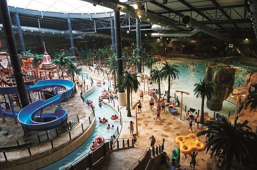 Lalandia Billund Aquapark Dania - atrakcje i opinie