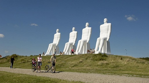 co zwiedzić Esbjerg Dania