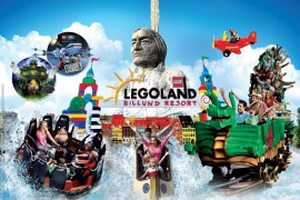 Dania Legoland Billund Resort atrakcje
