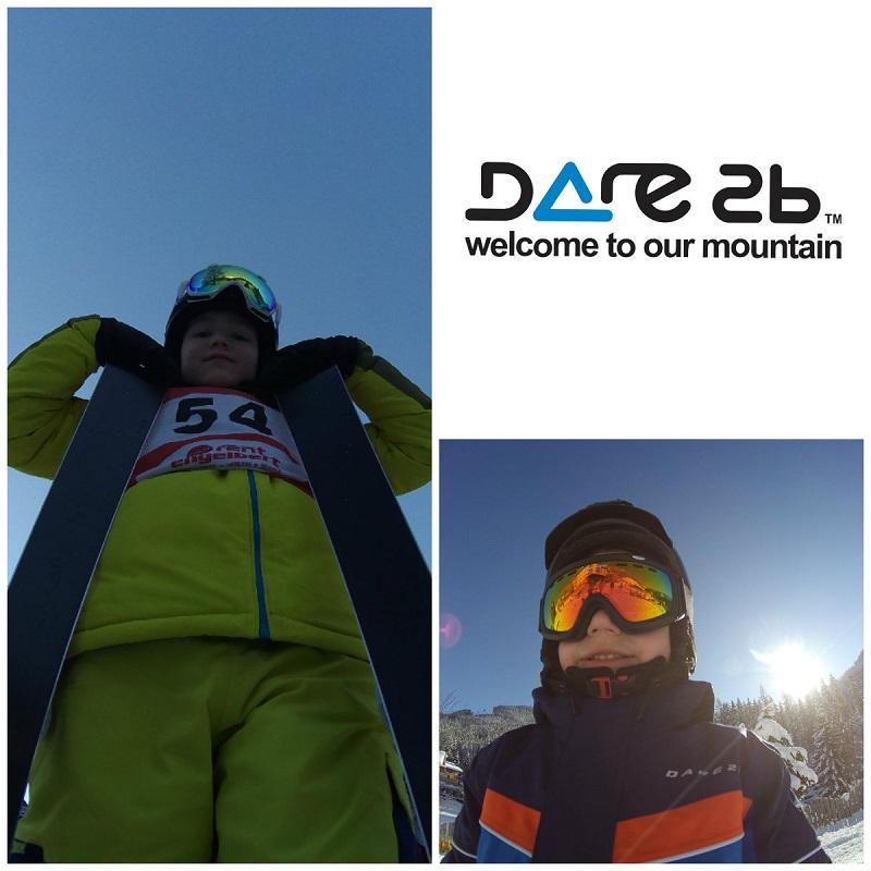 dare2b ubrania narciarskie dla dzieci opinie