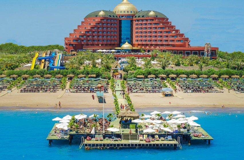 rodzinny hotel Antalya
