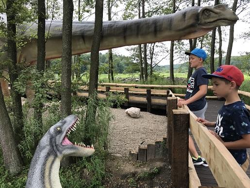dinozaury sławutówko opinie
