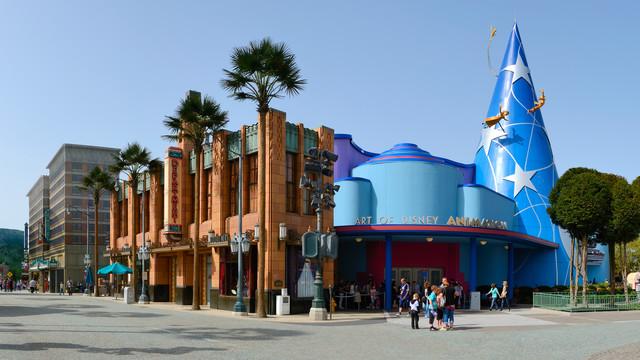 Walt Disney Studios Park Francja