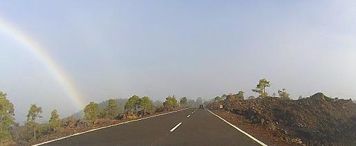 dojazd na wulkan Teide opinie
