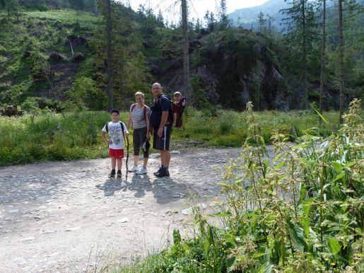 Dolina Chochołowska z dziećmi opinie