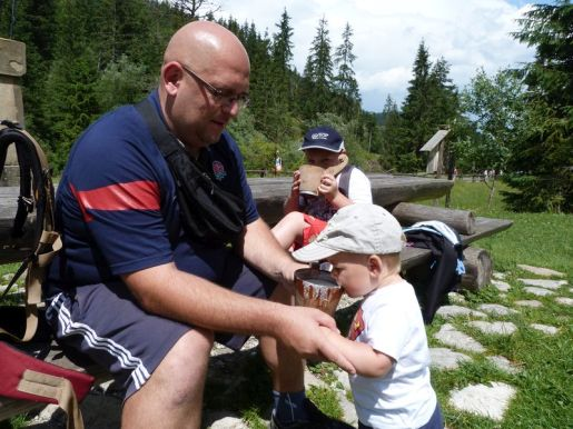 Dolina Chochołowska z małymi dziećmi atrakcje