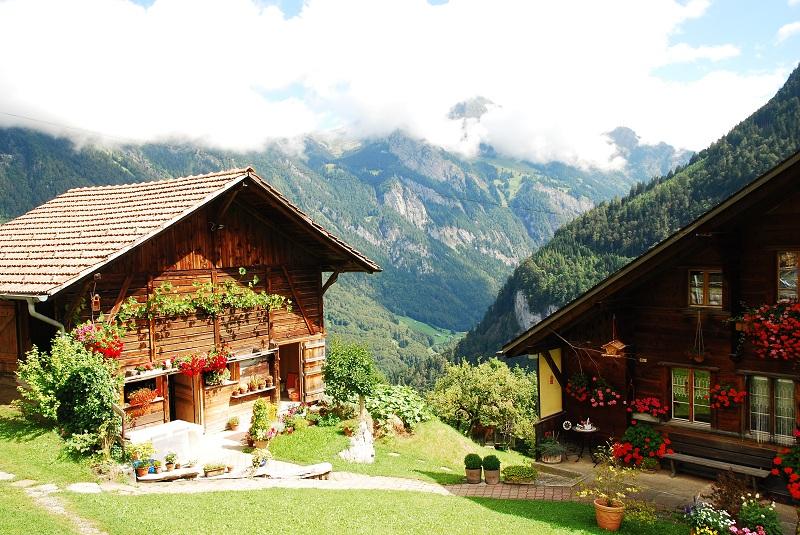 dolina Grindelwald Szwajcaria z dziećmi co zwiedzić lato