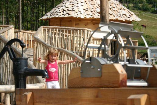 Ścieżka w Obłokach Czechy atrakcje dla dzieci