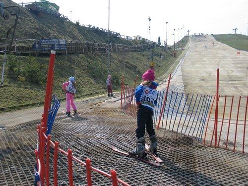 Dolomity Sportowa Dolina Bytom stok narciarski atrakcje