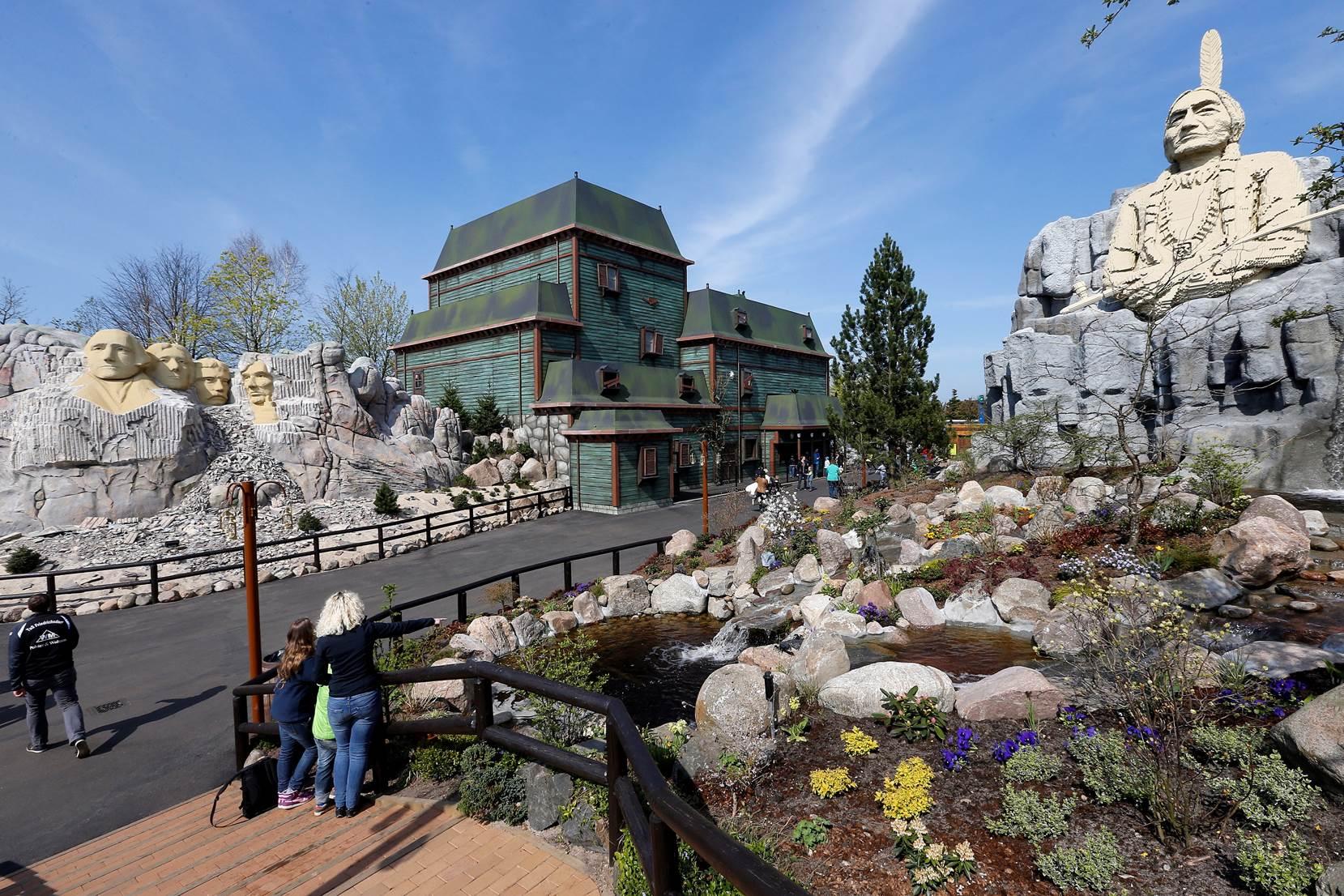 Nawiedzony Dom Legoland Billund