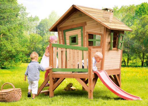 plac zabaw domek dla dzieci Robin