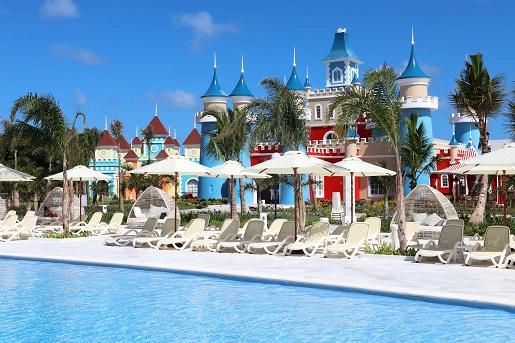 dominikana gdzie na wakacje z dzieckiem hotel z parkiem wodnym atrakcjami
