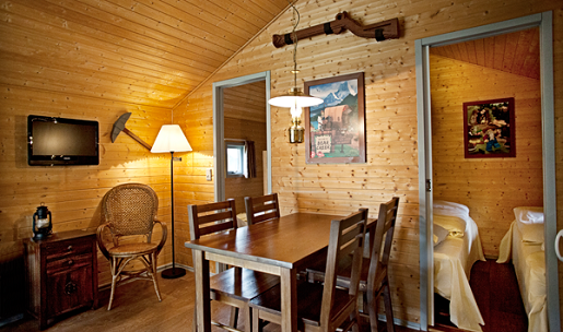 domki LEGOLAND Billund camping noclegi opinie