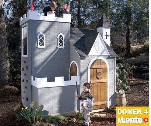 domek zamek ogrodowy Mieszko opinie