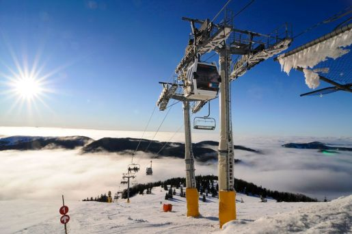 trasy narciarskie Słowacja Donovaly opinie