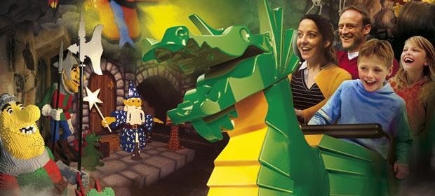 rodzinny park rozrywki Legoland Discovery Centre Berlin