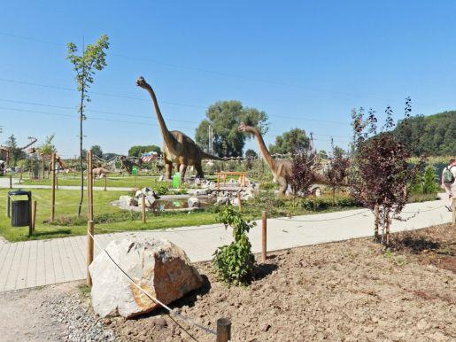 rodzinne atrakcje Dream Park