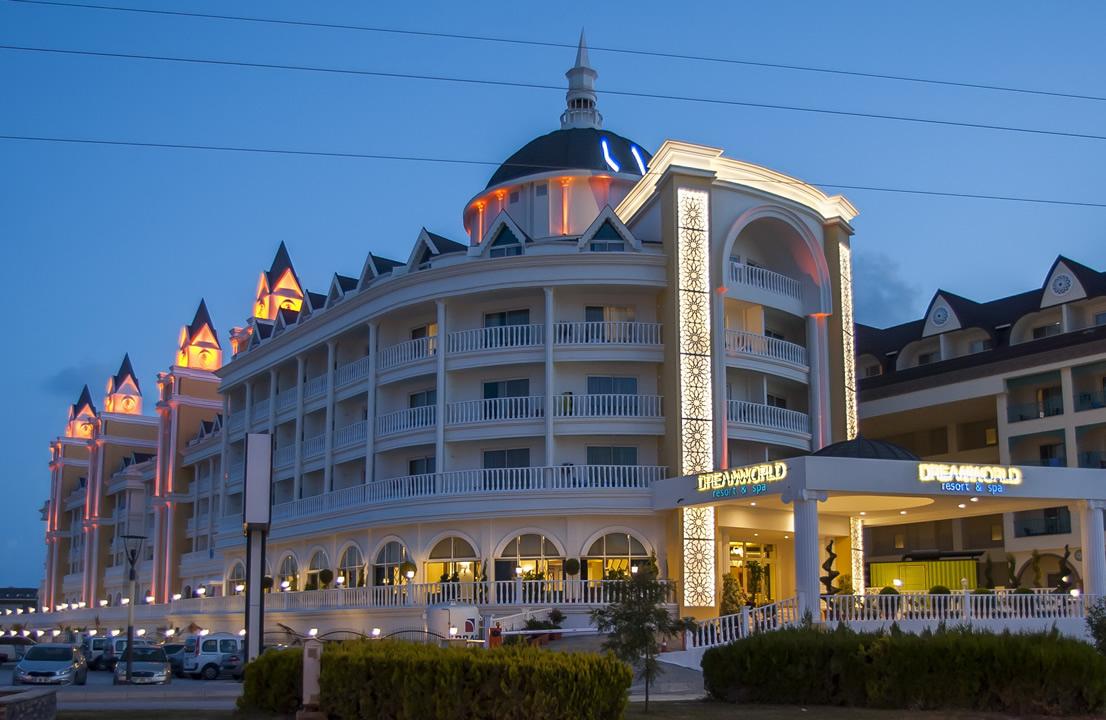 rodzinne hotele Side