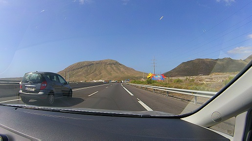 drogi na Teneryfie opinie - autostrady