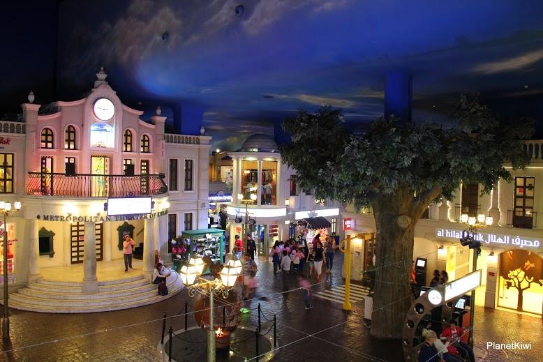park rozrywki Kidzania Dubaj