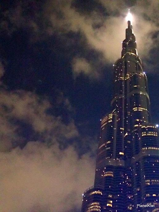 Burj Khalifa- Dubaj - wakacje z dzieckiem opinie