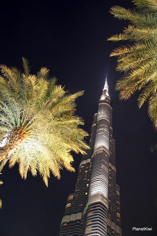 dubaj z dzieckiem atrakcje burj khalifa