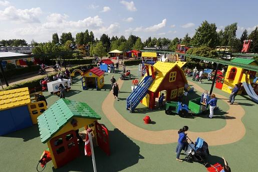 Duplo Legoland atrakcje dla małych dzieci