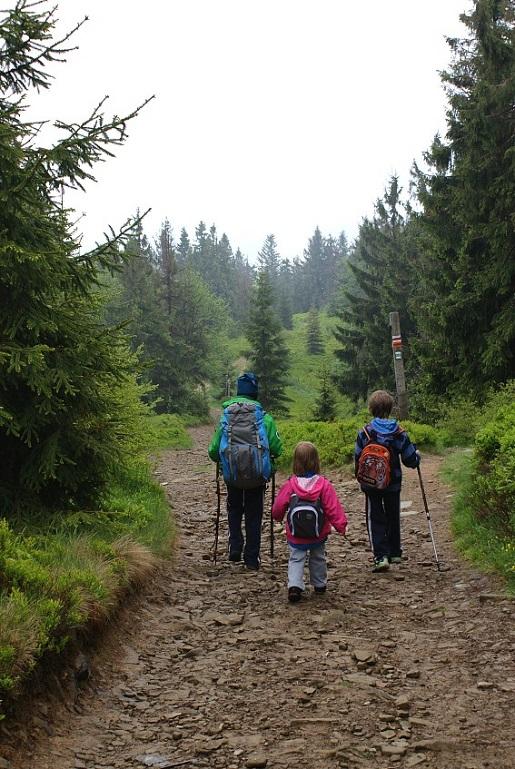 dzień dziecka na szlaku góry z dzieckiem (5)