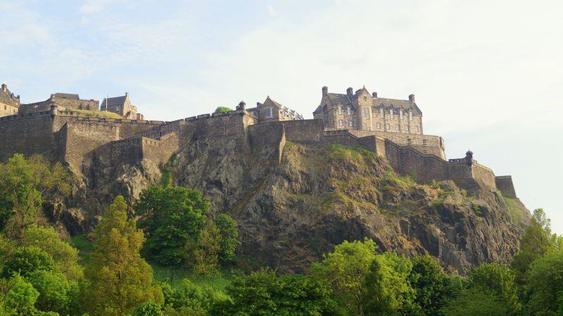 wakacje z dzieckiem w Szkocji