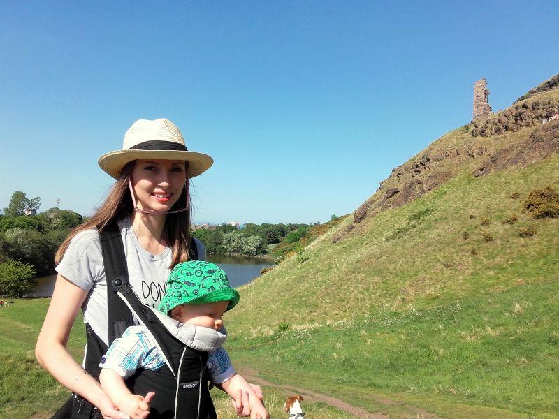 Edynburg rodzinne wakacje atrakcje