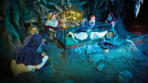 atrakcje dla dzieci Efteling Holandia