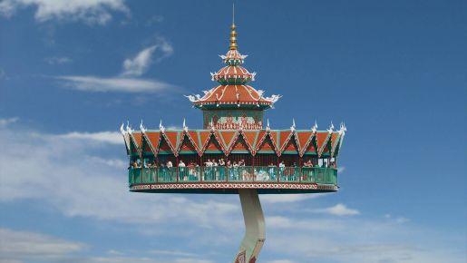 park rozrywki Efteling Kaatsheuvel opinie