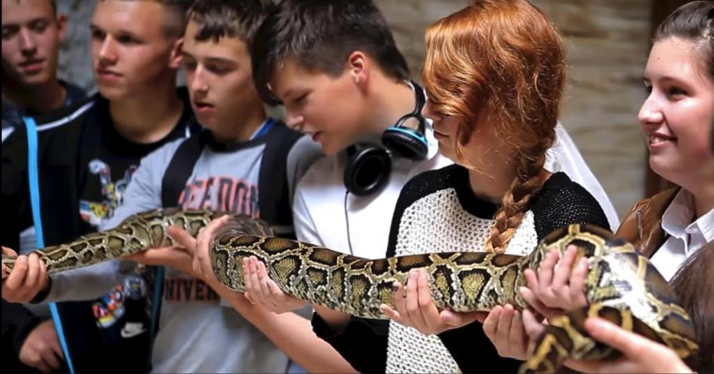 egzotyczne zoo kaszuby atrakcje
