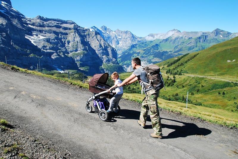 Eigertrail rodzinna wycieczka z dzieckiem opinie
