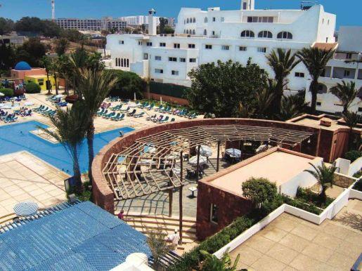 last minute Agadir opinie ceny hotele maj